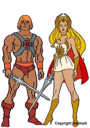 Off My Bird Chest: Throwback Thursday - She-Ra: Princess of Power