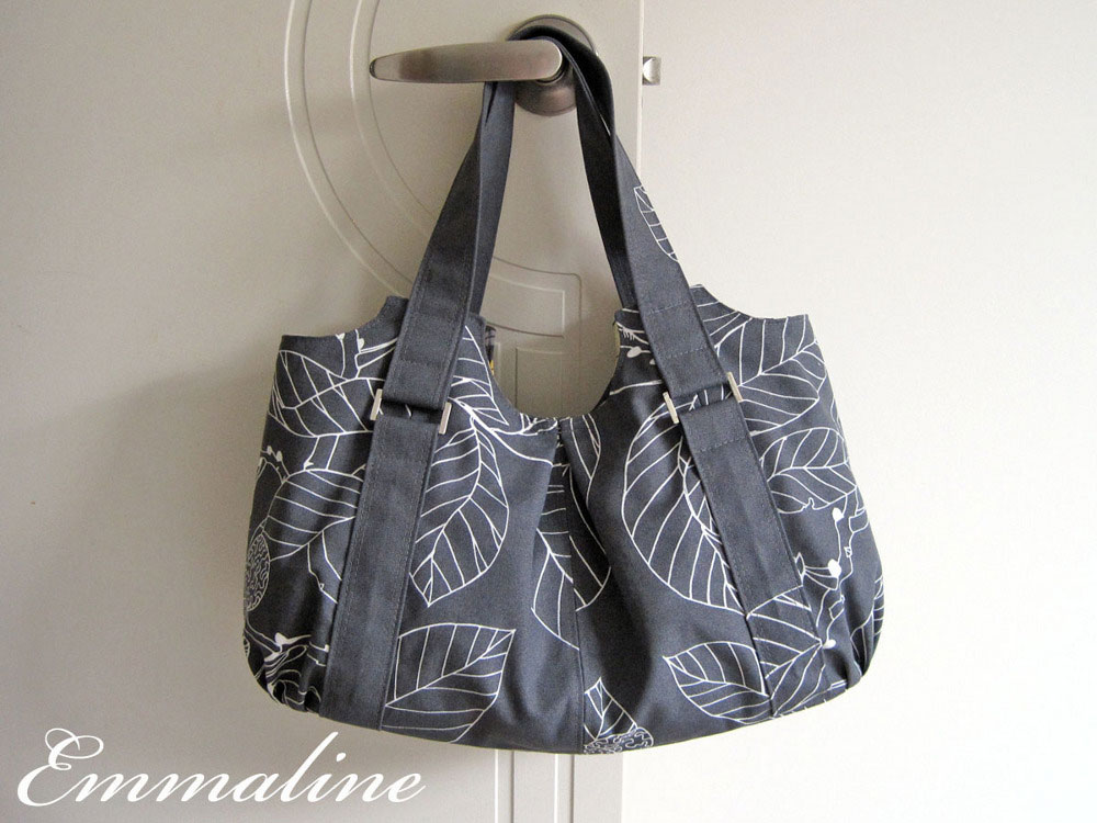 Bags And Purses Patterns : ... bag sewing pattern adventure i think i may just have it emmaline bags