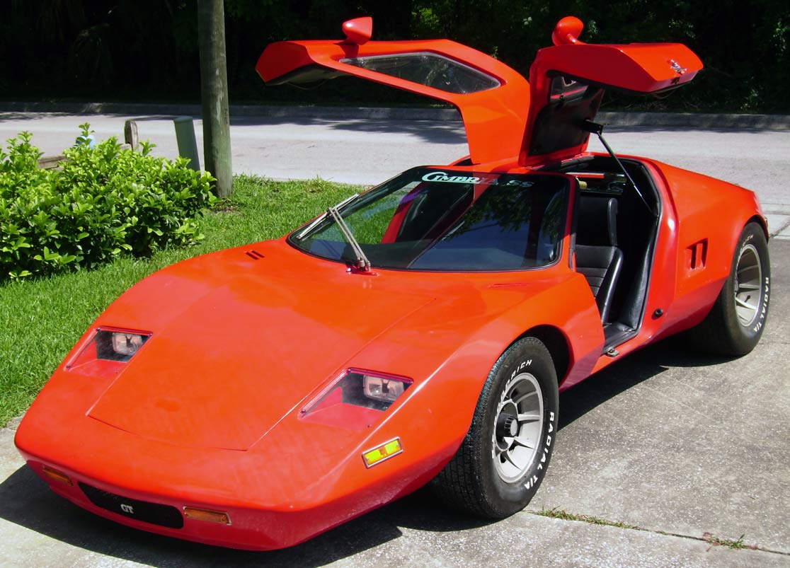 Cimbria SS Kit Car, 1981 I have a 1982 Cimbria SS unfinished and I ...