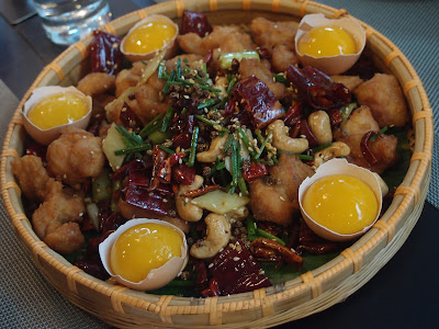 Firecracker Chicken Nest
