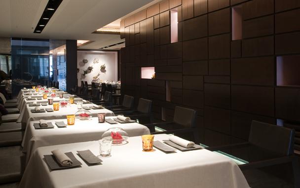 Cocina creativa sergi arola gastro madrid el restaurante del mes septiembre 2011 - Restaurante sergi arola madrid ...