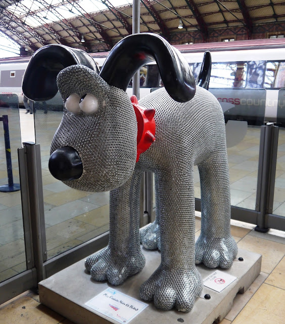 May Contain Nuts and Bolts Gromit