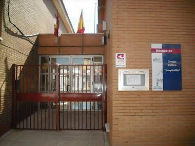 COLEGIO HOSPITALILLO DE PEDRO MUÑOZ