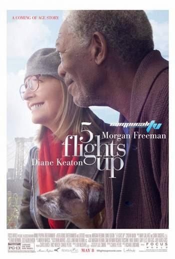 5 Flights Up (Ruth & Alex) (2014) DVDRip Latino