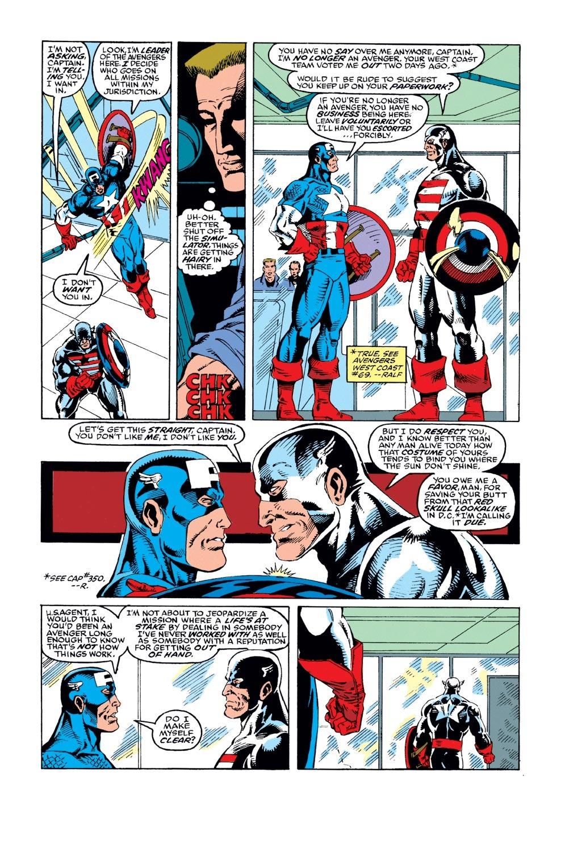 Captain America (1968) Issue #386 #319 - English 7