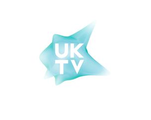 New UKTV logo