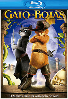 Baixar Filme Gato de Botas BluRay 720p Dublado – Torrent
