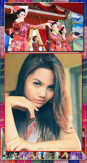 Dukung Roosye Ardelina Saragih Jadi Juara Model Wajah Femina