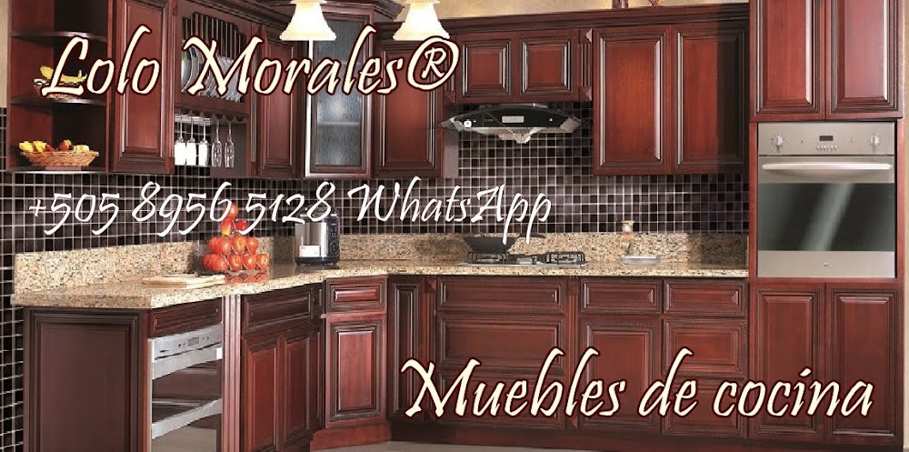 Cocinas | Lolo Morales Furniture®