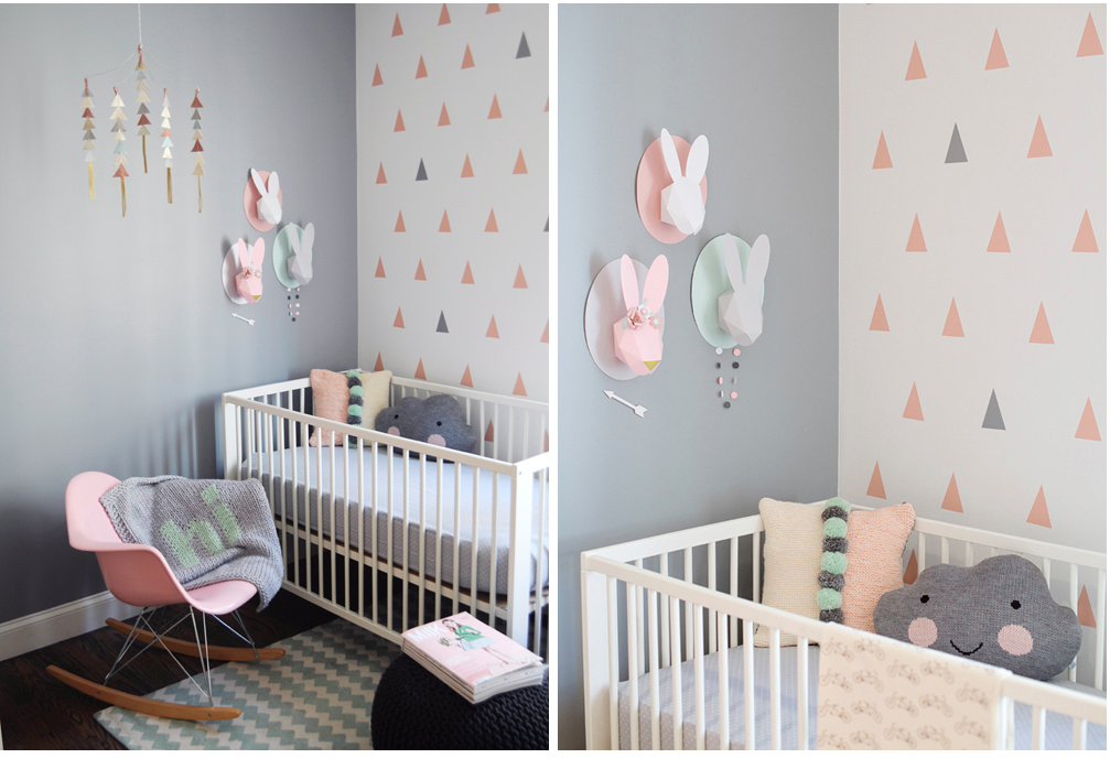 Mood board mur d 39 inspiration pour chambre b b gar on for Photo chambre de bebe