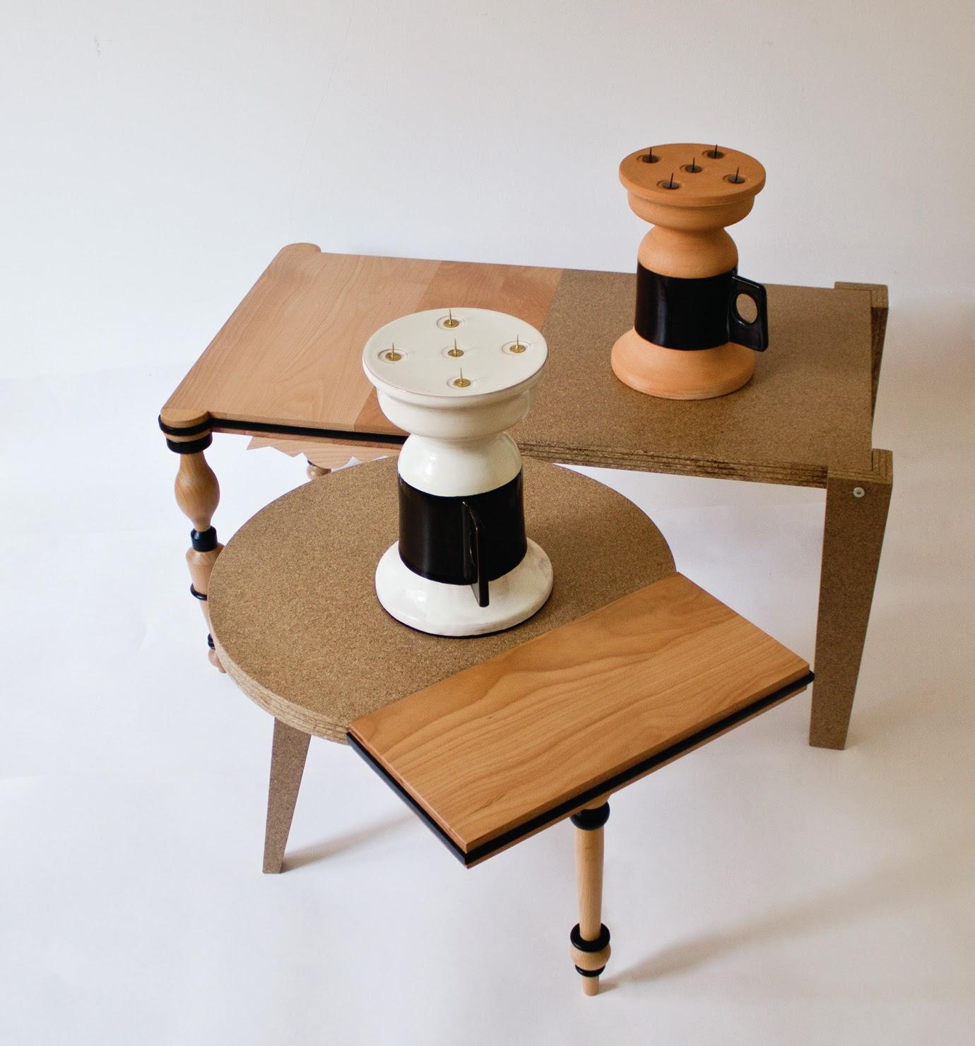No end to design for Table ke design