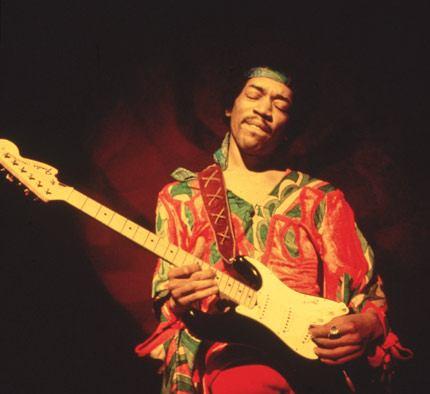 Jimi Hendrix Discografia
