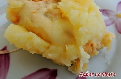 Receita de purê de batata super simples e fácil de fazer.