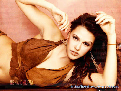 Neha Dhupia Sexy Wallpaper 2014 - Free Neha Dhupia Photo - Neha Dhupia in Bikini Pic