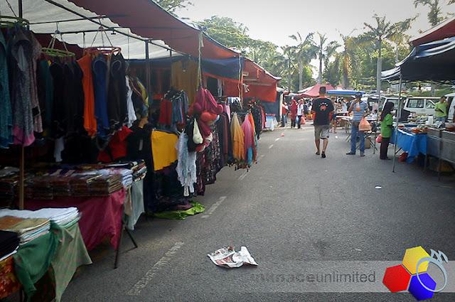 mknace unlimited™ | Gerai Pakaian Pasar Malam Nusa Perintis