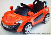 Mobil Mainan Aki Pliko PK9188 MacLaren