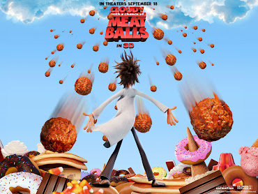 #7 Cloudy with Meatballs Wallpaper