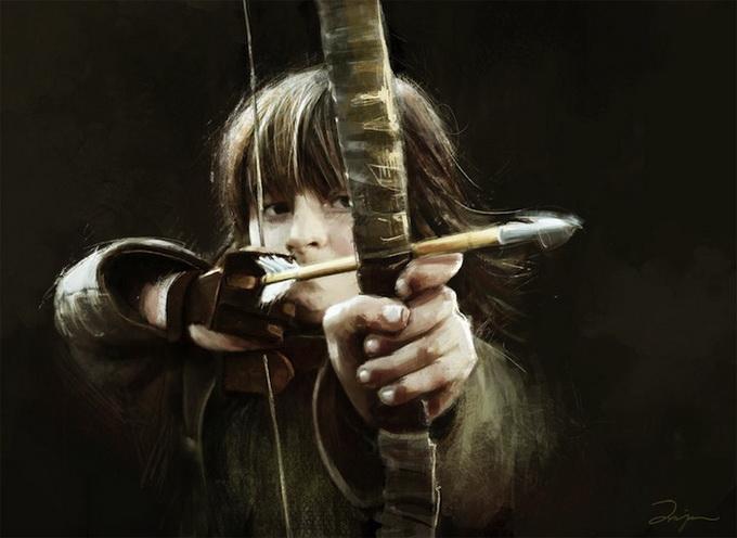 AniaEm. Game of Thrones Fan Art