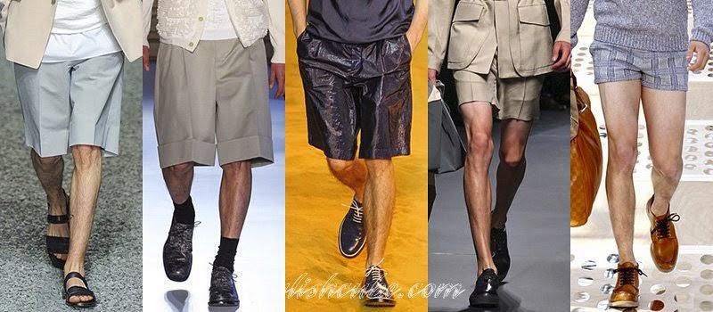 Summer 2014 Menswear Fashion Trends
