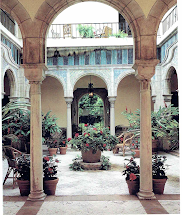 Spanish Mediterranean Style Homes with Courtyards