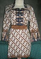 tunik batik