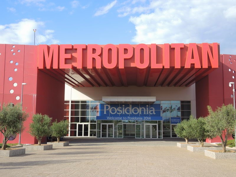 Welcome to Posidonia 2014!