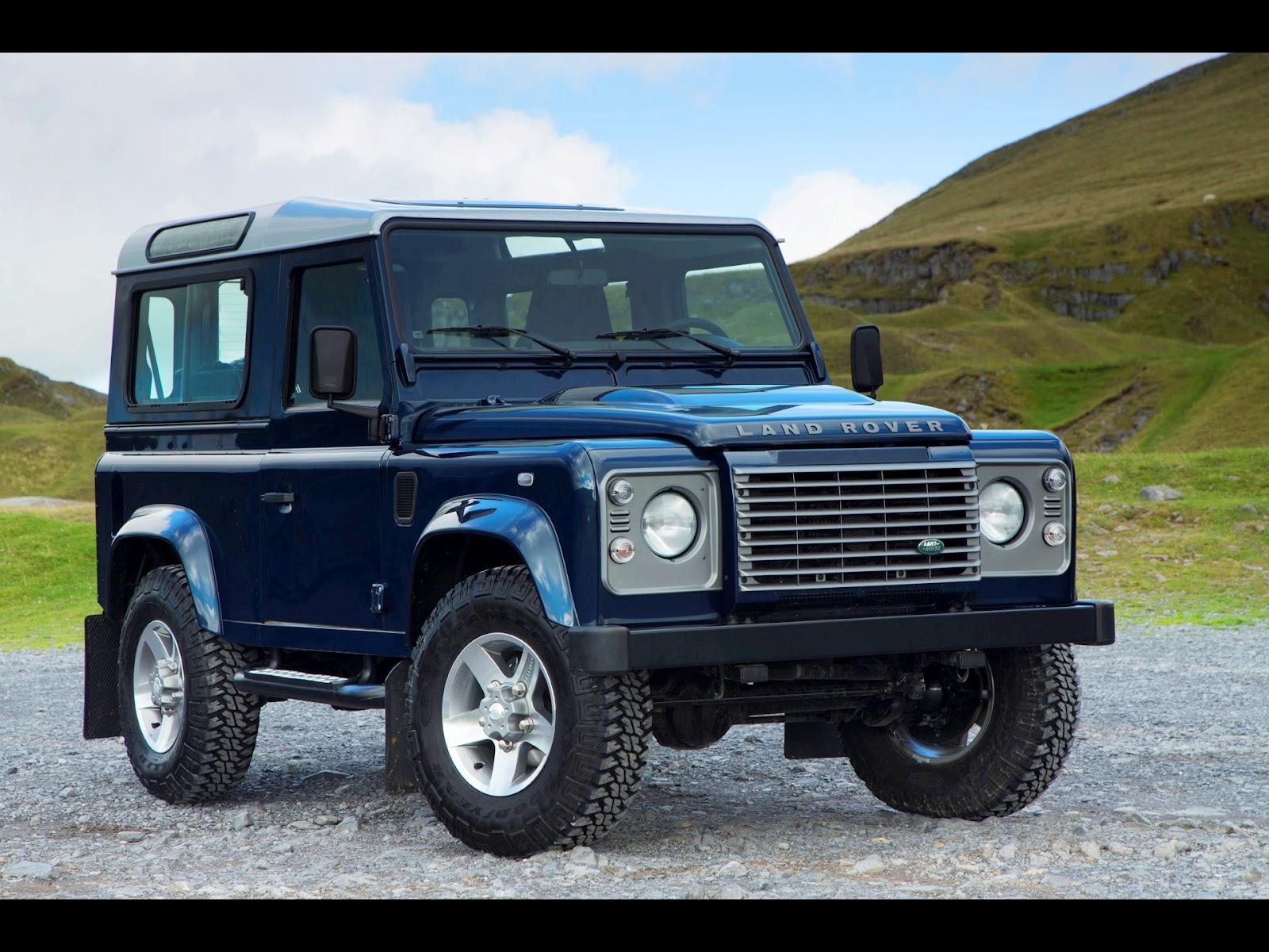 2013 land rover defender 39 red 39 and 39 black 39 news hot car. Black Bedroom Furniture Sets. Home Design Ideas