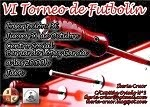 VI Torneo de Futbolín