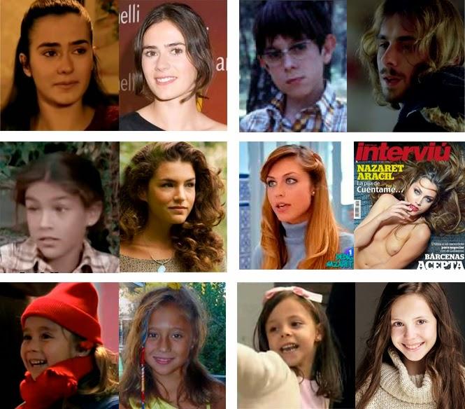 Anna Allen, Manuel Dios, Celine Peña, Patricia Ponce de León, Esmeralda García Nazaret, Aracil