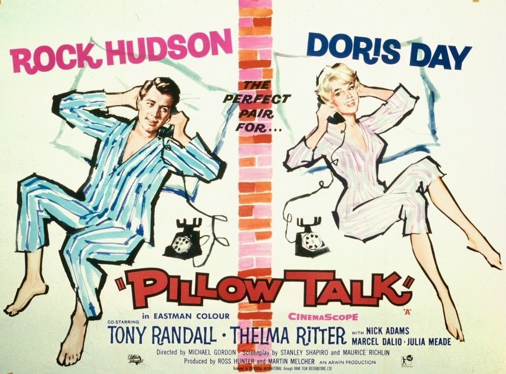romantic pillow talk