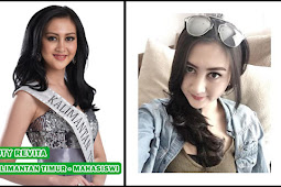 Foto dan Profile Putty Revita Finalis Miss Indonesia 2014