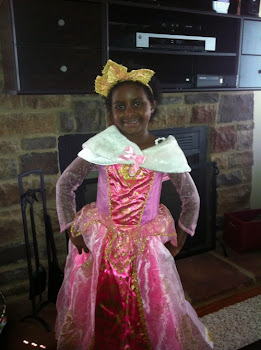 Esther-Our drama queen that loves to dance & smile is a gift from God.