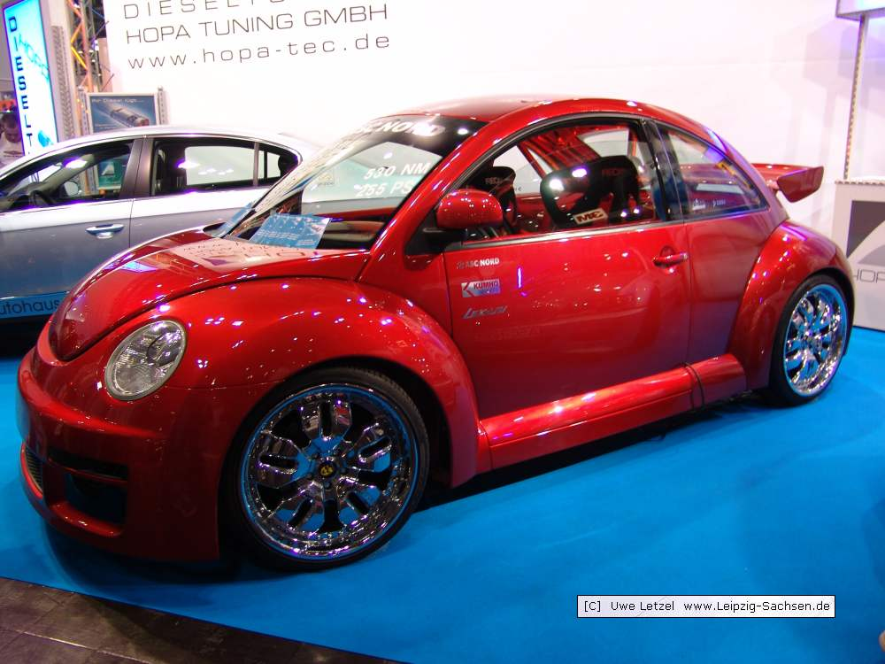 Carro 233 Lazer Tuning Da Semana New Beetle