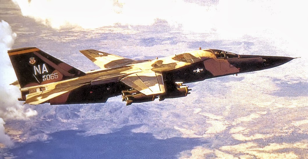 1/144 airbattle: 1/144 General Dynamics F-111 Aardvark ...