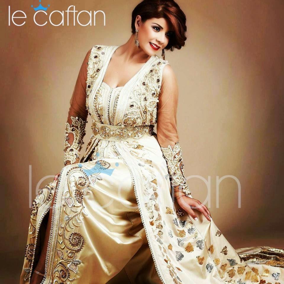Caftan marocain en ligne: grossiste caftan haute couture, vente ...