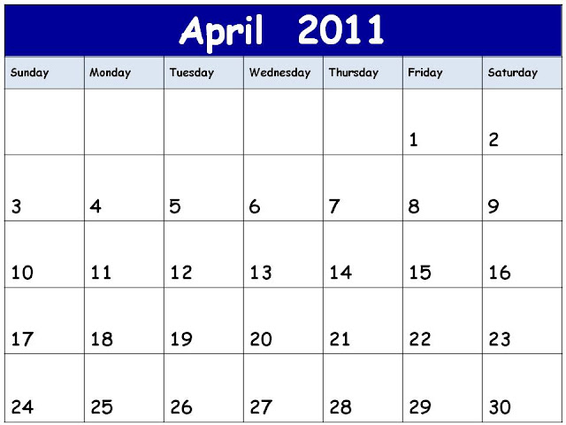 calendar template 2011. These are the 2011 template