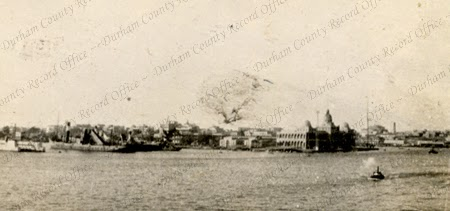 Alexandria, Egypt, taken from a ship, c.1915 (D/DLI 7/752/11(29))