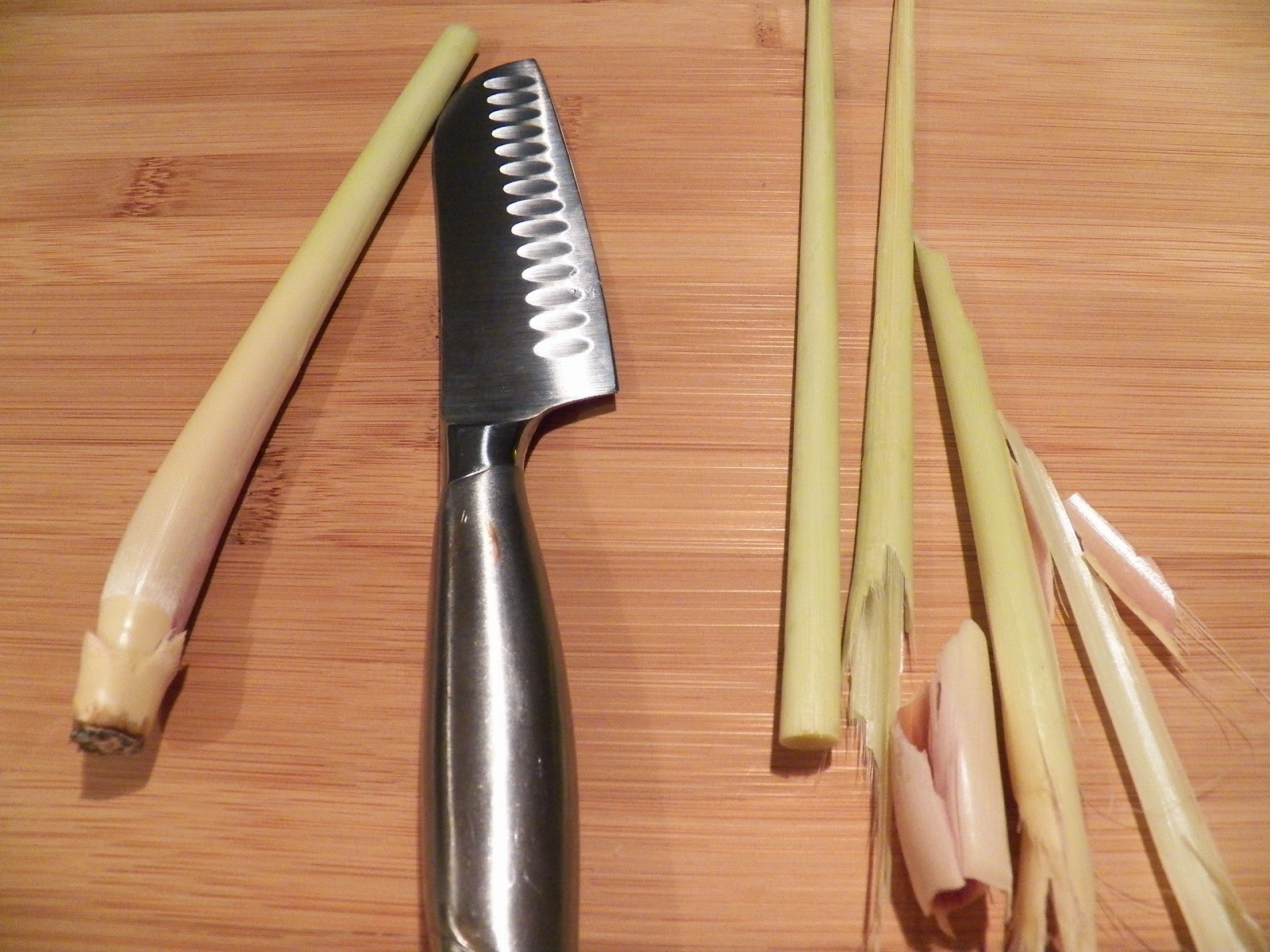 fresh lemongrass