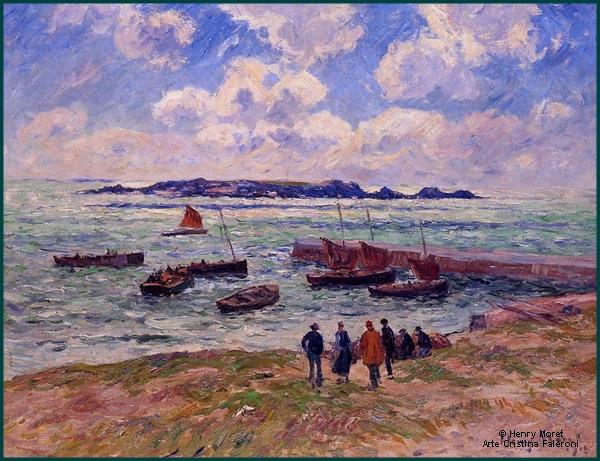 Henri Moret
