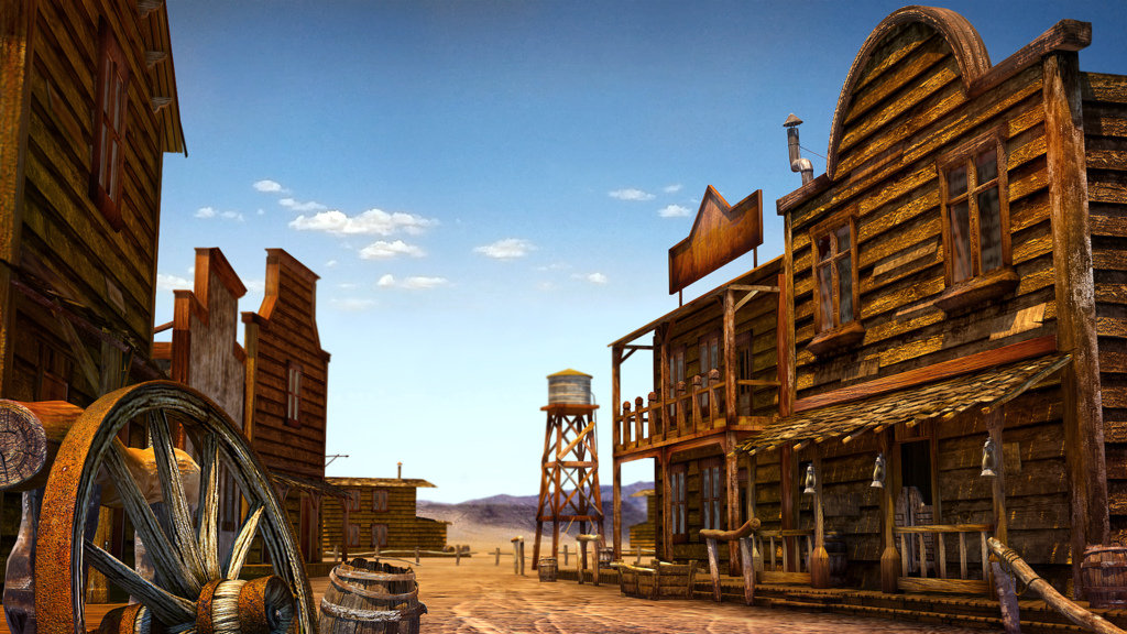 Giochi di far west