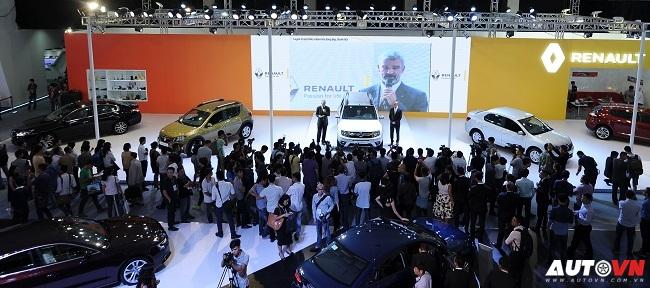 Renault tại VIMS 2015
