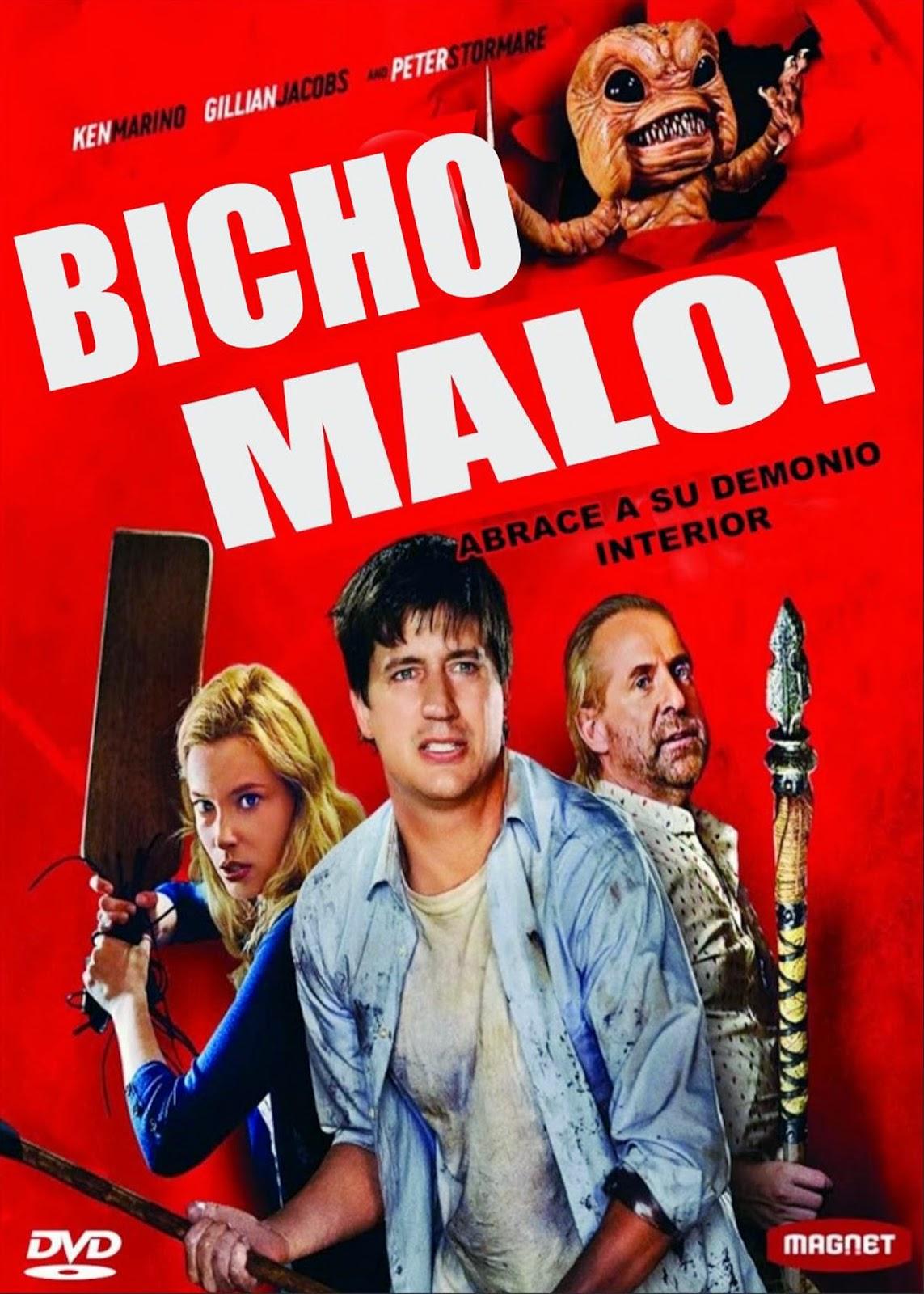 Bicho malo - Bad Milo! (2012)