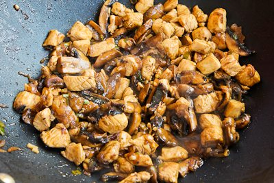 Mark Bittman's Ginger Chicken with Mushrooms and Thai ...