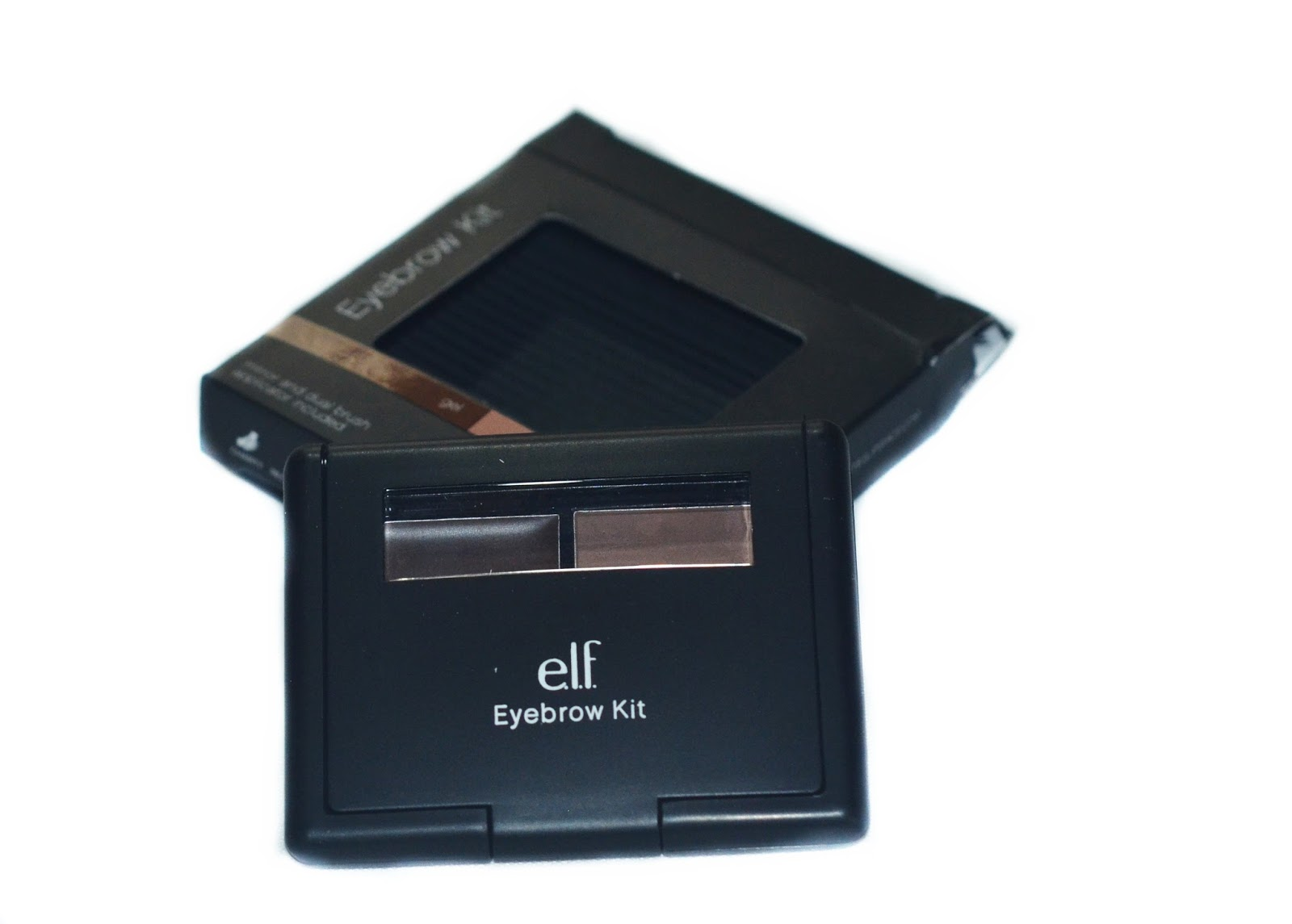 elf studio eyebrow kit review