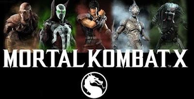 Download Mortal Kombat X v1.6.1 Mod Apk + Data