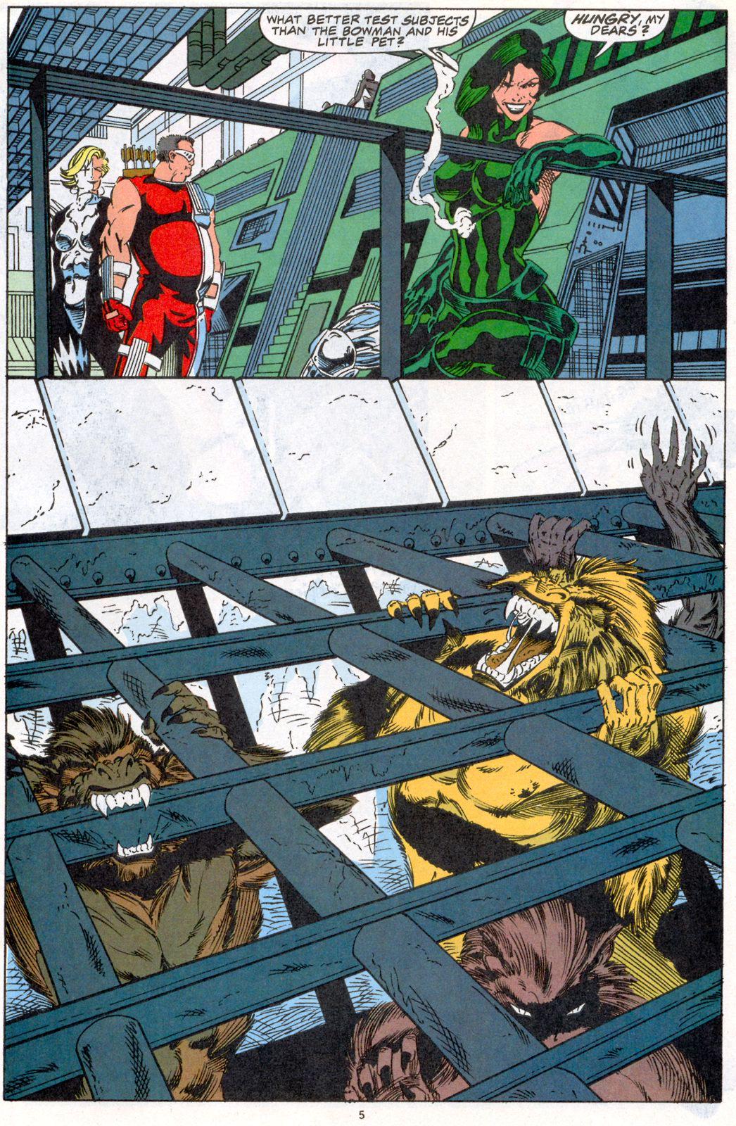 Hawkeye (1994) Issue #4 #4 - English 6