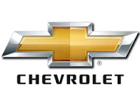 The chevrolet car brand