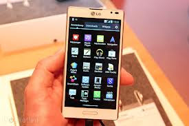 รูปตัวอย่าง lg optimus l9 (แอลจีออปติมัสแอล9) มือถือตัวใหม่ของ LG ราคาผ่อนทุกศูนย์