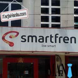 Lowongan Kerja PT Smartfren Telecom