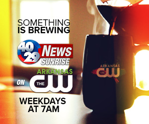 40/29 News Sunrise on The Arkansas CW